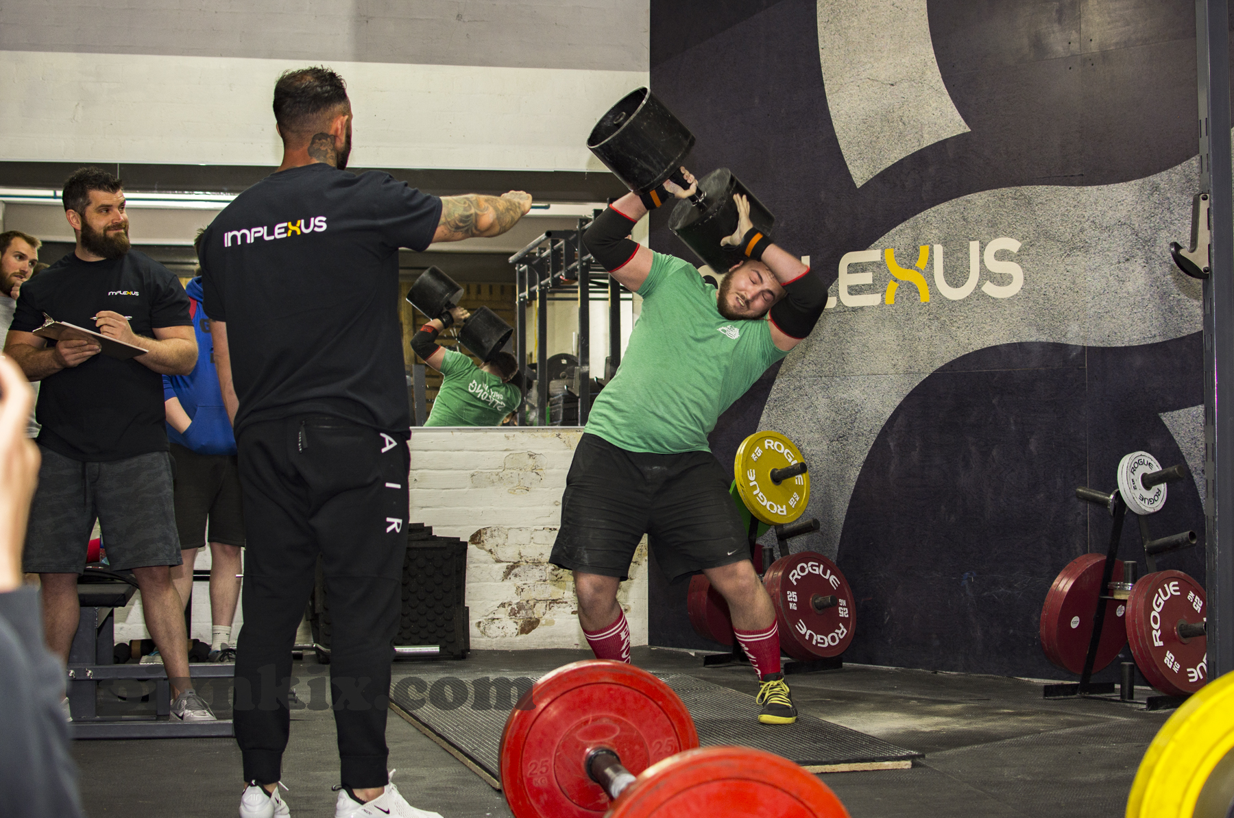 Implexus Strongman Competition UK 12.05.2018